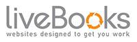 Logo for liveBooks