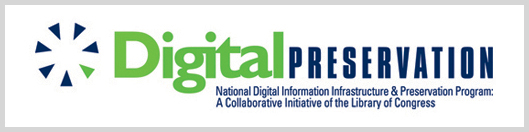 digital preservation logo